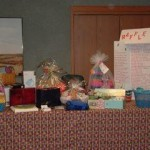 11raffle table