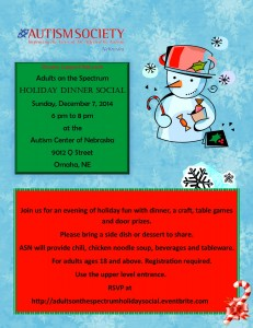 ASN Adult Holiday Social