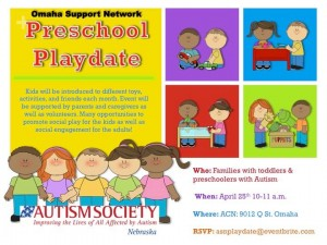 ASN Preschool Play Date