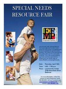 Lied Resource Fair