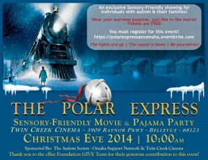 Polar Express 2014 Flyer