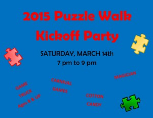 save the date kickoff party