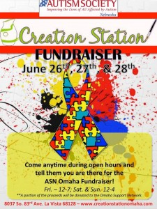 Creation Station Fundraiser
