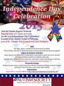 Independence Day Party 2015