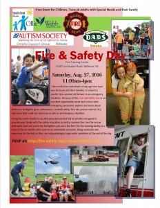 Fire And Saftey Day 2016