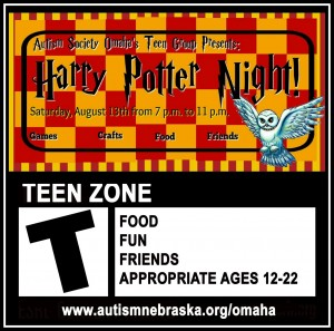 Harry Potter Night Flyer