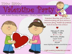 PreSchool Valentine Party