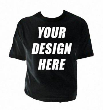 Your_design_t-shirt