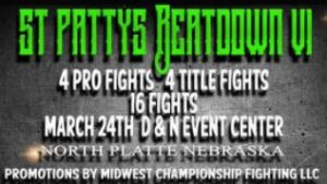 North Platte St Pattys Beatdown 2018